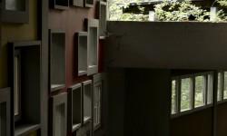 I corridoi della Colonia.