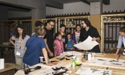 Colonia Workshop di stampa.