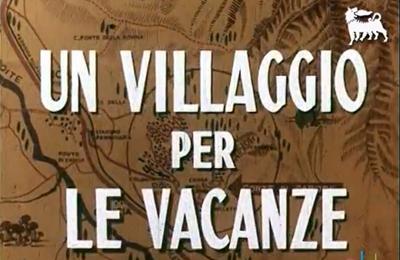 un villaggio per le vacanze