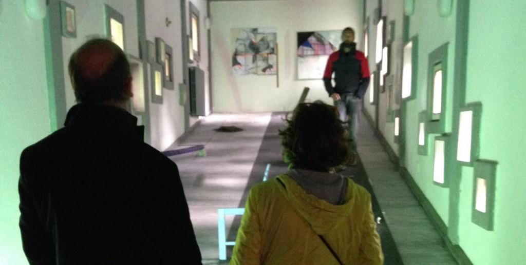 una delle Capanne-laboratorio della Colonia usate dagli artisti DC a Borca_foto C.H. Andersen