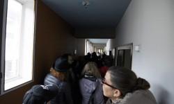 In Colonia, infermeria - foto Giacomo De Donà