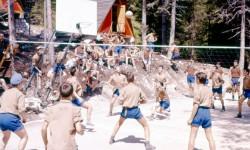 Campeggio, attività - foto Archivio Eni