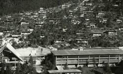 Il Villaggio ai piedi dell'Antelao - foto Archivio Eni