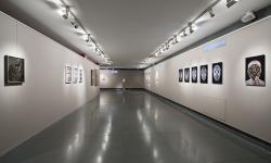MIchael Fliri al Museo Rimoldi di Cortina - Foto Giacomo Pompanin