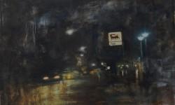 """Gianni De Val, """"In questo buio avido"""" al Padiglione F della Colonia"""
