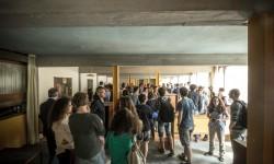 La mostra di Gianni De Val al Padiglione F