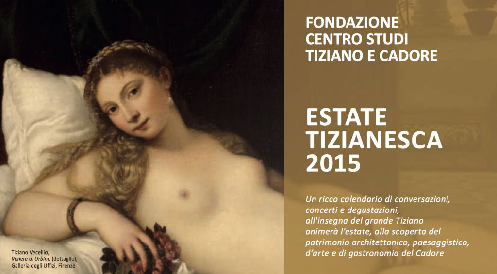 estate tizianesca 2015