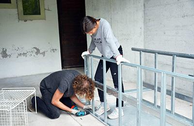 Workshop progetto borca for Interior design politecnico di milano