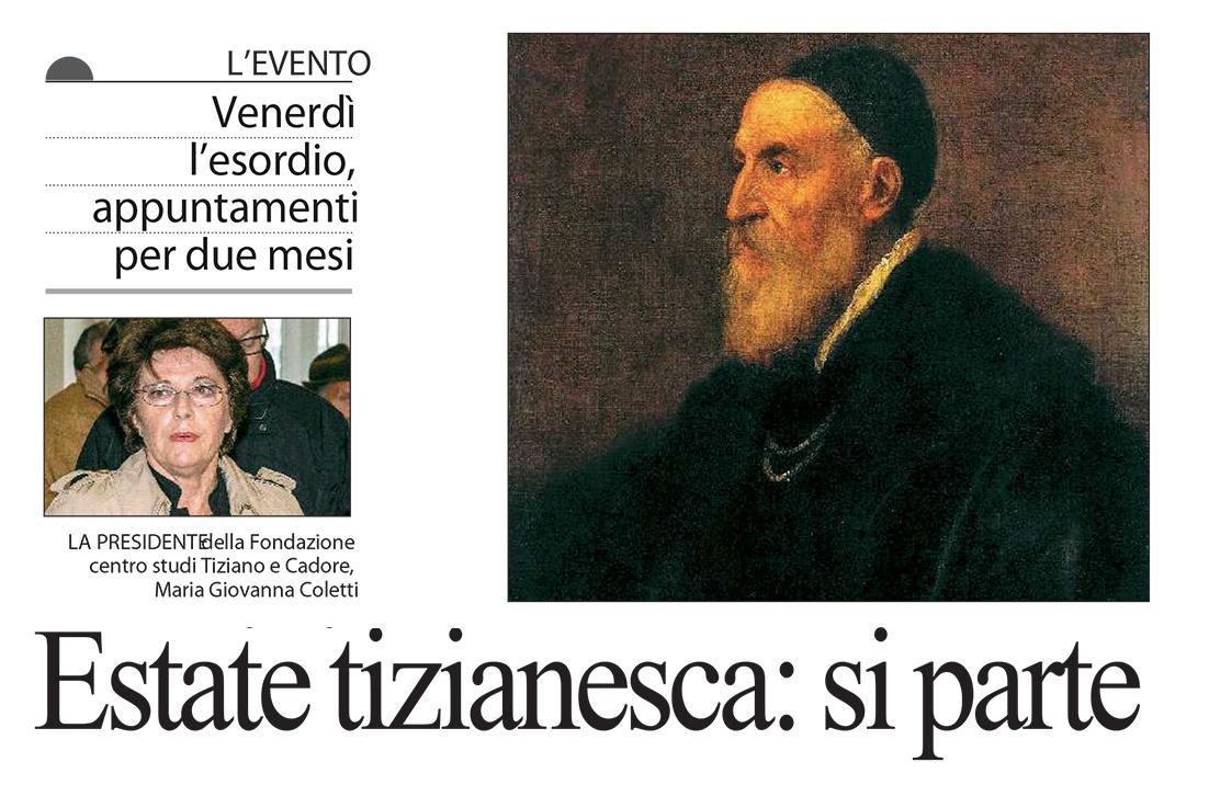 21 giugno 2016 - Il Gazzettino