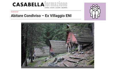 10 agosto 2016 - Casabella formazione