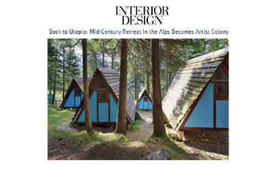 26 marzo, Interior Design - Back to Utopia