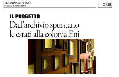 4 dicembre 2016 – Il Gazzettino