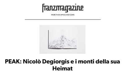 27 marzo 2017 - Franzmagazine