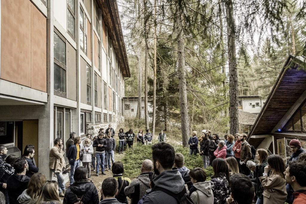 open studio settimana cultura cadorina - foto giacomo de donà