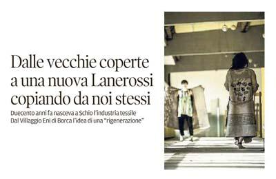 7 dicembre – Quotidiani Gruppo Espresso