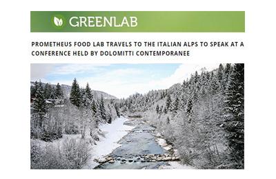 17 aprile - Greenlab