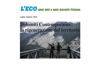 Agosto – L'Eco delle Valli e Dolomiti Friulane