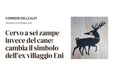 9 settembre – Corriere delle Alpi