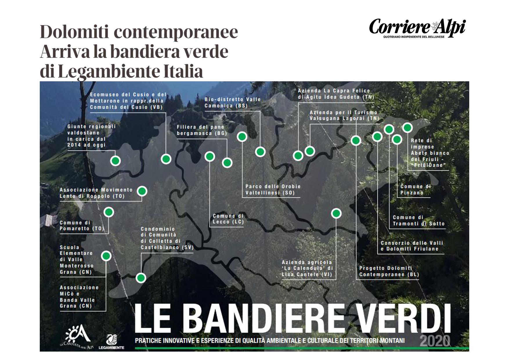 18 luglio – Corriere delle Alpi