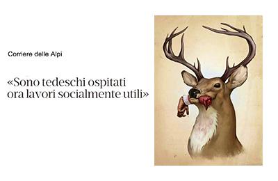 10 febbraio - Corriere delle Alpi
